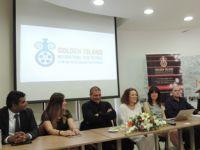 ALTIN ADA ULUSLAR ARASI FİLM FESTİVALİ ARA BÖLGE'DE TANITILDI