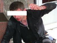 SURLARİÇİ'NDE KANLI DÜELLO! POLİS ZORLA AYIRDI!
