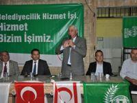"""YORGANCIOĞLU: """"CTP-BG YEREL YÖNETİMLERDEKİ ANLAYIŞI İNSAN ODAKLI..."""""""