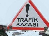 ZİNCİRLEME TRAFİK KAZASI