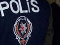 POLİSİ GÖRÜNCE...