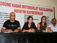 """""""DİKKAT! MOTOSİKLET KAZASI"""""""