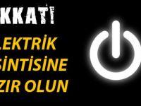 LEFKOŞA'DA ELEKTRİK KESİNTİSİ!
