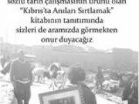 KIBRIS'TA ANILARI SIRTLAMAK