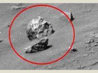 MARS'TA İNSAN KAFATASI MI BULUNDU? DEHŞETE DÜŞÜREN GÖRÜNTÜ...