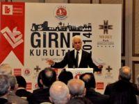 """İKİ GÜN SÜRECEK """"GİRNE KURULTAYI 2014"""" BAŞLADI"""