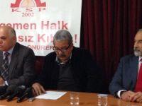 KSP'NİN ADAYI BELLİ OLDU!