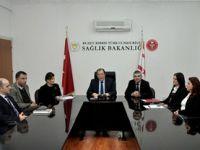 """""""KANSER KAYIT VE TARAMA PROJESİ"""" TANITILDI"""