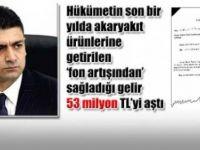 DÜNYANIN TERSİNE KKTC'DE..