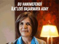 """""""HANIMEFENDİ"""" KAMPANYASINA TEPKİ!"""
