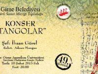 TSM TOPLULUĞU TANGO KONSERİ