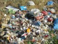 Mersinlik'te çöp gerginliği!