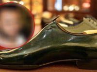 Şok! Ünlü Sanatçının Cami'de Ayakkabısını Çaldılar...