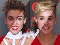 Justin Bieber ve Miley Cyrus kardeş mi?
