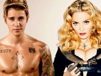 56'lık Madonna'nın Yeni Hadefi: Justin!
