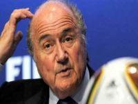FIFA BAŞKANI BLATTER'DEN KIBRIS MESAJI!