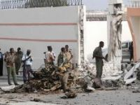 SOMALİ'DE BOMBALI SALDIRI