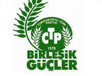 CTP PARTİ MECLİSİ BELİRLENDİ!