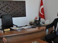 """""""OTLAR TEMİZLENDİ, BÖLGE ÇÖPLERDEN ARINDIRILDI"""""""