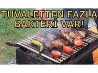 'TUVALETTEN DAHA ÇOK BAKTERİ VAR'