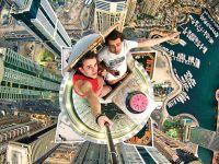 'Selfie' çubuğu faciası