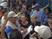 VENEZUELA'DA GIDA SIKINTISI