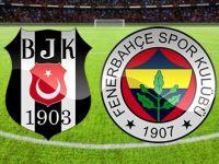 Beşiktaş-F.Bahçe Derbisinin...
