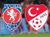 Türkiye Çek Cumhuriyeti maçı hangi kanalda saat kaçta şifresiz mi?