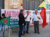 ERDOĞAN, GÜNEY KIBRIS'TA PROTESTO EDİLDİ