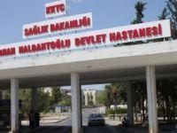 LEFKOŞA DEVLET HASTANESİ'NDE ÇIKMAZ