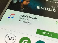 Apple Music Android'e Geldi