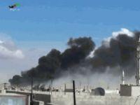 RUSYA'DAN IŞİD'E PETROL DARBESİ