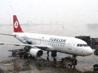 Uçak Seferleri  İptal Edildi