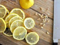 Limon çekirdeğinde büyük tehlike