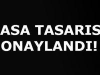 YASA TASARISI ONAYLANDI!