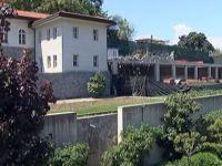 Reza Zarrab'ın villasına kepçe