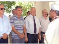 LEFKOŞA'DA DEFNEDİLDİ