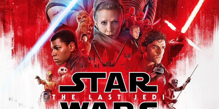 STAR WARS: THE LAST JEDİ