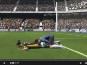 FIFA 2015'TE SİZ DE BU ANLARA TANIK OLDUNUZ MU?