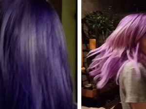 Sosyal medyada yeni furya: Bu kızın saçı ne renk?